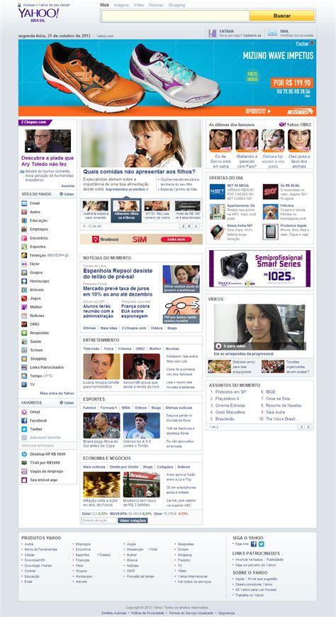 Click para entrar:: Como entrar no email do Yahoo?