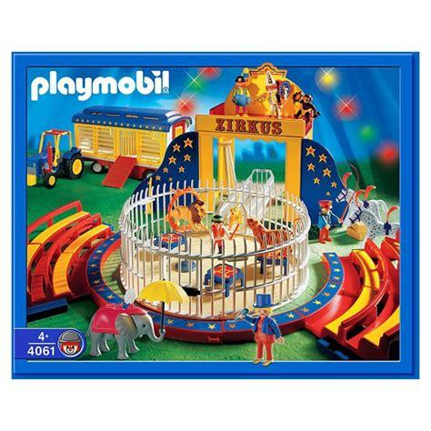 clicks playmobil 4061 gran circo 2003