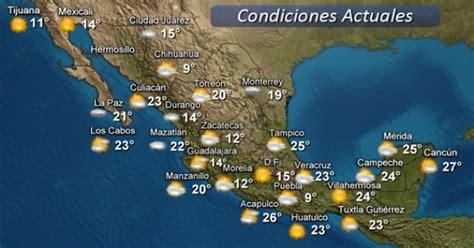 Clima cálido y lluvioso en el país   AztecaSonora