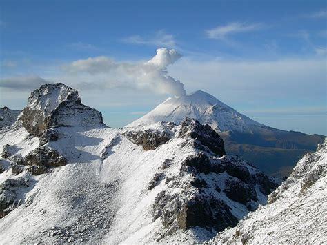 Climb The Iztaccihuatl Volcano