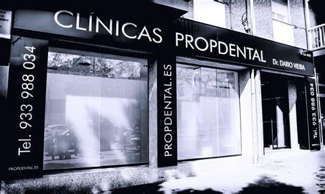 Clínica dental Barcelona   Clinicas Dentales Propdental
