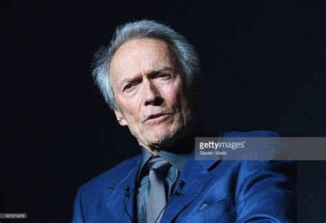 Clint Eastwood   2013 Tribeca Film Festival | Getty Images