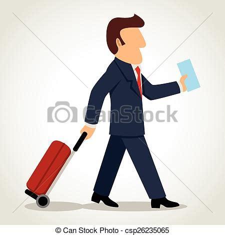 Clip Art de vectores de viaje, empresa / negocio   Simple ...