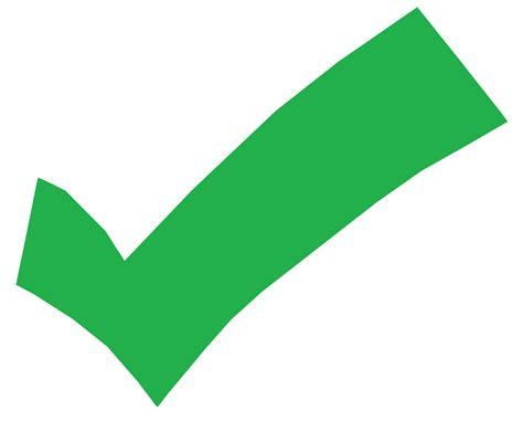 Clipart - Checkmark refixed