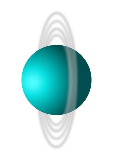 Clipart   Planeta Urano