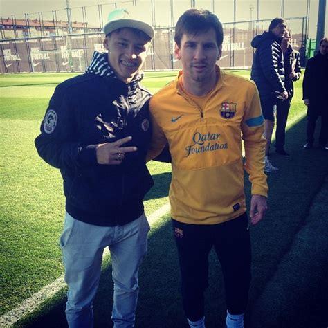 'Clone' de Neymar tieta Messi e afirma: 'Grande ídolo ...