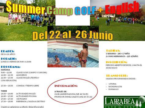 Club de Golf Larrabea | Campo de Golf Álava | Actualidad ...