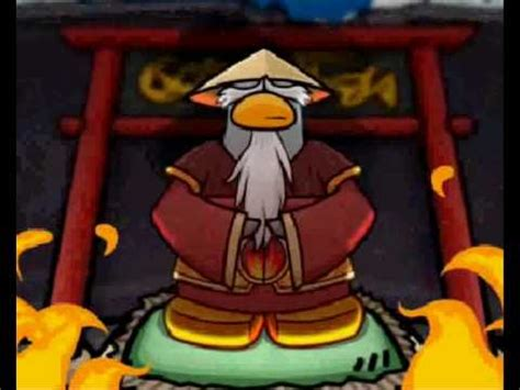 Club Penguin - Kung Fu Fighting - YouTube