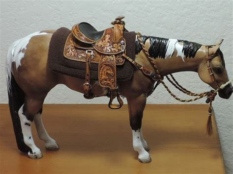 Cm western saddle breyer peter stone | Western saddles ...