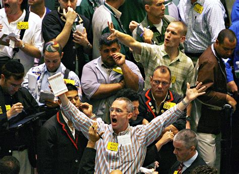 CME Group to Close New York Trading Floor at NYMEX By End ...