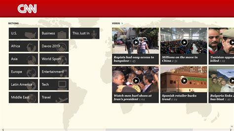 CNN App for Windows 10  Windows    Descargar