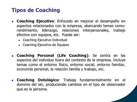 Coaching Empowerment y Gerencia de RRHH