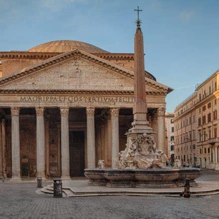 Cobrarán entrada al Panteón de Agripa en Roma – Alan x el ...