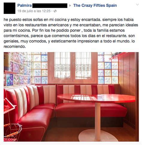 Cocina con Bancos Americanos » Thecrazyfifties.es