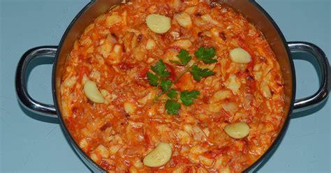 Cocina en familia: Bacalao ajoarriero