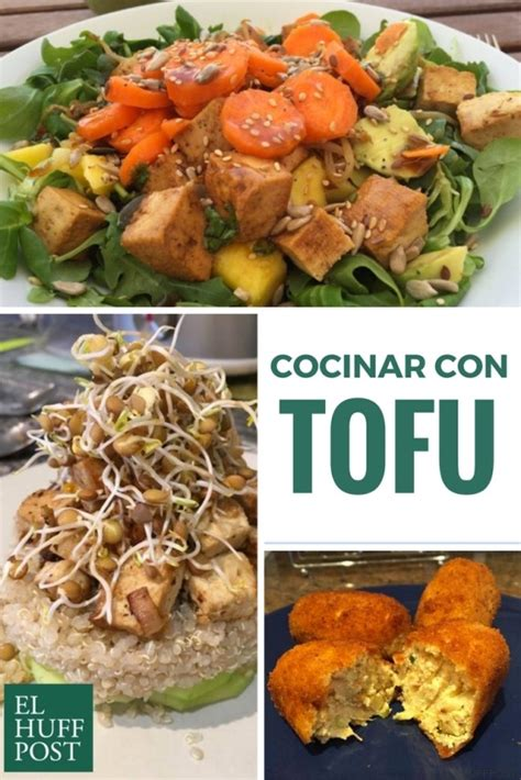 Cocinar con tofu: 21 recetas para preparar con queso de soja