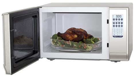 Cocinar en el horno microondas