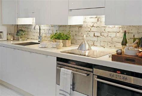 Cocinas blancas rústicas