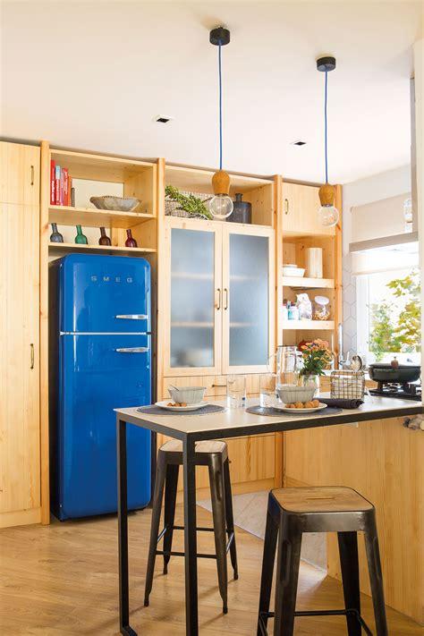 Cocinas pequeñas: claves para distribuirlas en U