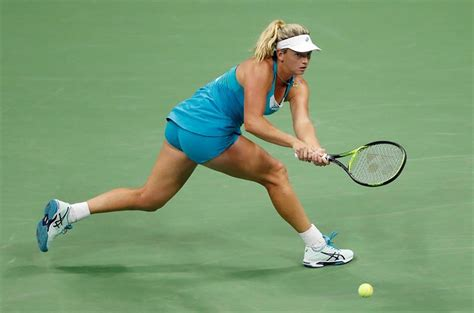 Coco Vandeweghe enters the 'top 10' after the Zhuhai ...