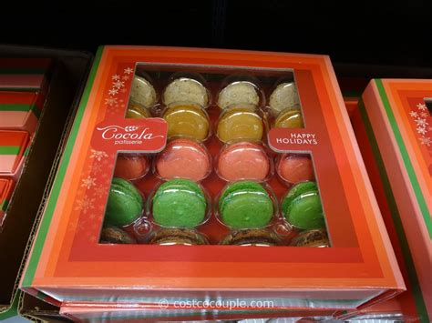 Cocola Holiday French Macaroons