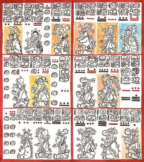 Códices mayas - Wikipedia, la enciclopedia libre