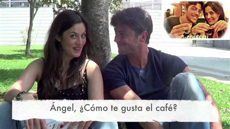 COFFEE with... ÁNGEL DE MIGUEL |1x25| - YouTube