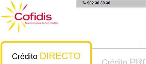 Cofidis, Opiniones y Teléfono de Contacto