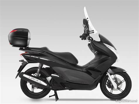 cofre y pantalla alta para Honda PCX 125