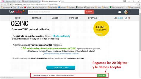 Coinc - Regístrate y consigue tus primeros 10€ ~ Ahorra y ...