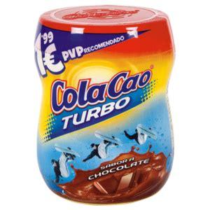 Colacao Turbo | CUANTO AZUCAR