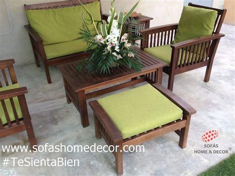 Colchonetas terraza a medida para mueble jardín y palet
