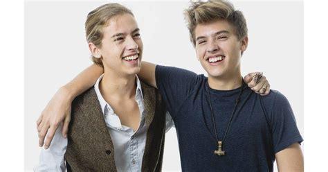 Cole e Dylan Sprouse, de Zack & Cody: Gêmeos em Ação, são ...