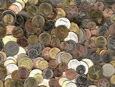 Colección De 100 Monedas Diferentes De 100 Países ...