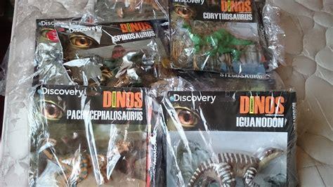Coleccion De Dinosaurios De Discovery   $ 10.000 en ...