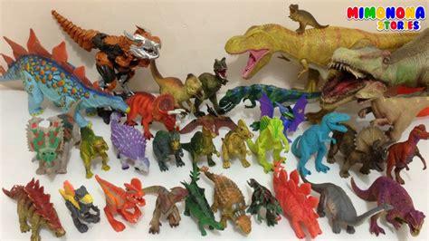 Coleccion de Dinosaurios ** Mas de 40 dinosaurios ...