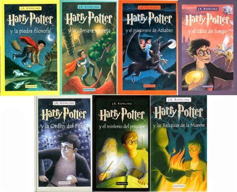 Colección de libros de Harry Potter PDF   MEGA   Identi