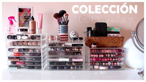 Colección de Maquillaje Actualizada | Nueva Organización ...