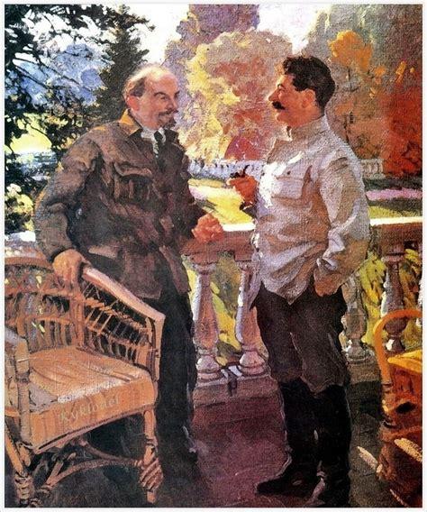 Colección de pinturas de Stalin | Cultura Proletaria