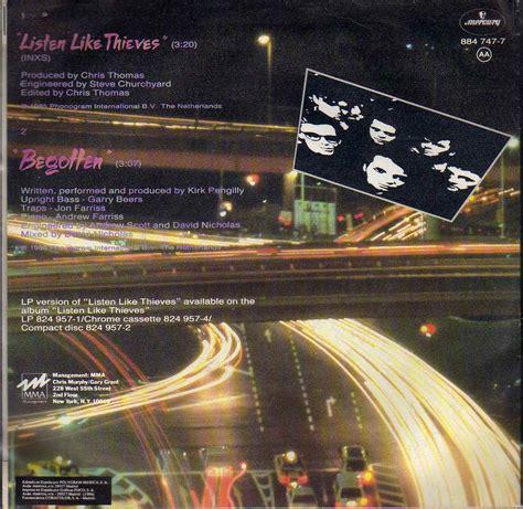 Coleccion En Exceso: Listen Like Thieves – 7  LP SINGLE ...