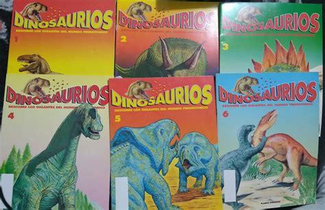 Coleccion Revistas Dinosaurios   $ 5,000.00 en Mercado Libre