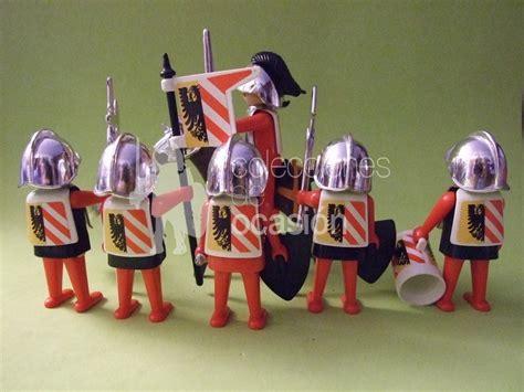 Colecciones de Ocasión   Playmobil Batallón de soldados ...