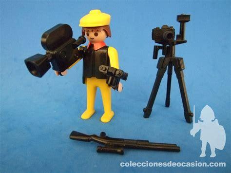 Colecciones de Ocasión   Playmobil Famobil Camara Safari ...