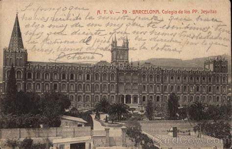 Colegio de los PP. Jesuitas Barcelona, Spain Spain, Portugal