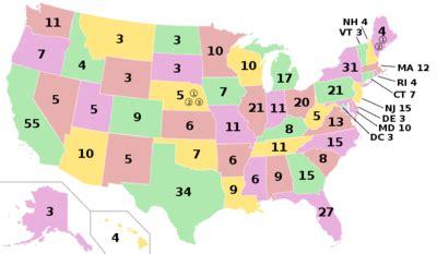 Colegio Electoral de los Estados Unidos   Wikipedia, la ...