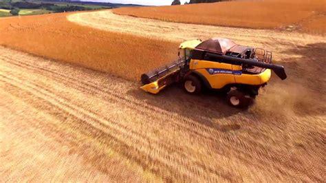 colheita da soja - YouTube