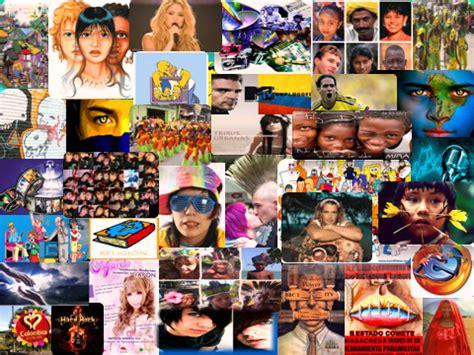 Collage Las Culturas Híbridas de García Canclini | Convivencia