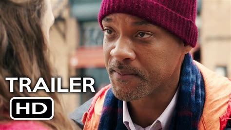Collateral Beauty Official Trailer #1  2016  Will Smith ...