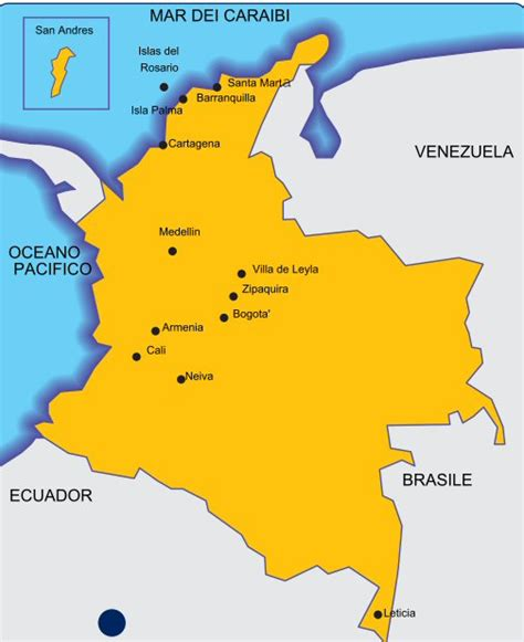 Colombia - Aternum Viaggi - Tour Operator - Agenzia Viaggi ...