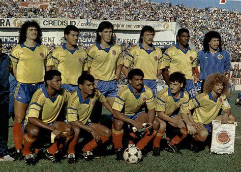 COLOMBIA EN LA COPA DEL MUNDO ITALIA 1990: Leonel Álvarez ...
